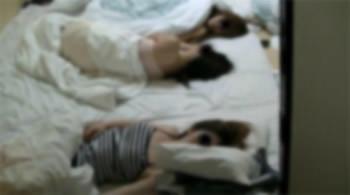 女子が多いサークルの合宿で素人が寝起きドッキリをやった結果www